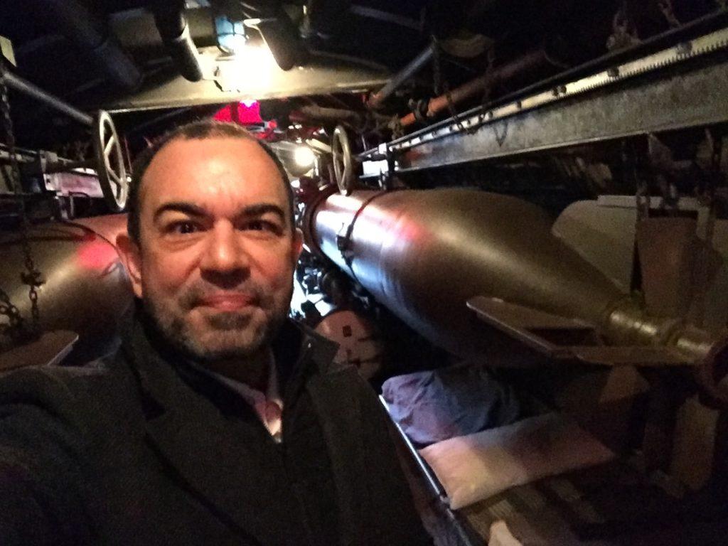 Carl Kruse Das Boot