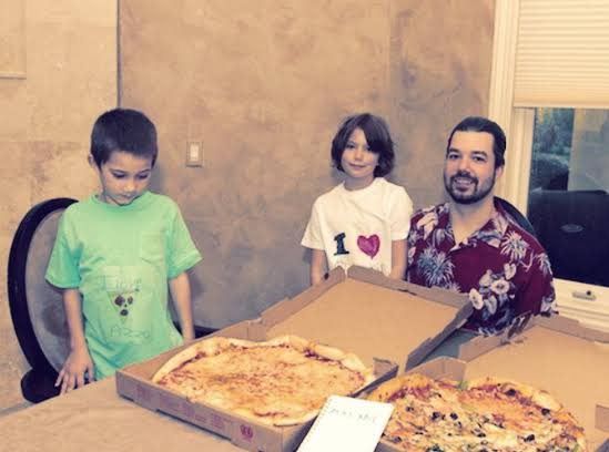 Carl Kruse blog - Pizzas