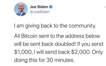 Carl Kruse Blog - Joe Biden text