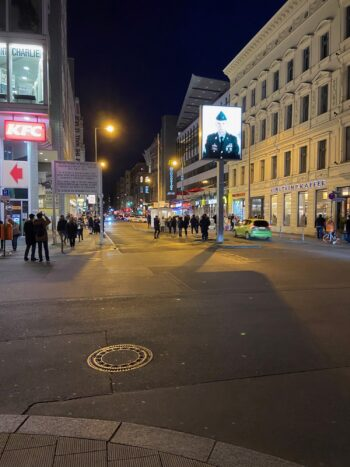 Carl Kruse Blog - Featured - Checkpoint Charlie - Berlin, Germany